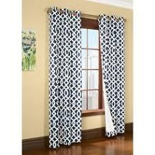 Moroccan Lattice Curtain Panels by Chf Blue Henrietta Window Panel Home Decorating Pinterest