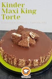 kinder maxi king torte