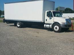 100 24 Ft Box Trucks For Sale INTERNATIONAL BOX VAN TRUCK FOR SALE 1188
