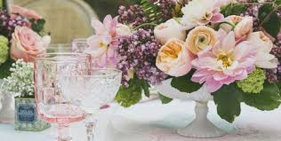 Spring Centerpieces And Table Decorations