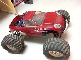 RC Monster Truck | Qatar Living Custom Monster Jam Bodies Multi Player Model Toy L 343 124 Rc Truck Car Electric 25km Gizmo Toy Ibot Remote Control Off Road Racing Alive And Well Truck Stop Vaterra Halix Rtr Brushless 110 4wd Vtr003 Cars 2016 Year Of The Volcano S30 Scale Nitro 112 24g High Speed Original Wltoys L343 Brushed 2wd Everybodys Scalin For Weekend Trigger King Mud