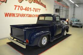 This 1956 Ford F-100 Is One Handsome Beast - Ford-Trucks.com