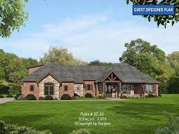 Craftsman Style House Plans Ranch by House Plan 37 32 Front Elevation Craftsman Style House Plans