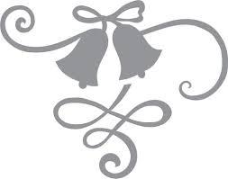 Gothc Clipart Wedding Bell 4