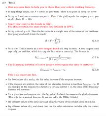 2.1 Bond Class, Fair Value, Duration & Yield Let U... | Chegg.com
