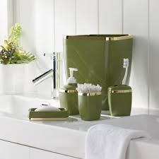 Wayfair Bathroom Vanity Accessories by Green Bathroom Accessories You U0027ll Love Wayfair