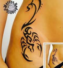 Scorpion Tattoo Designs 17