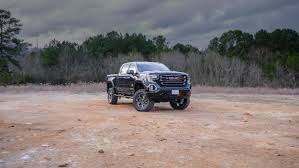 100 Mud Trucks For Sale In Louisiana SCA GMC Lifted SUVs SCA Performance Black Widow Lifted