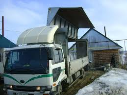 100 Rent A Box Truck NISSN DIESEL UD Closed Box Truck For Rent From Russia DM12226