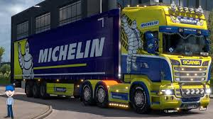 100 26 Truck Michelin On Twitter Whos Been Busy Driving On ETS2 This