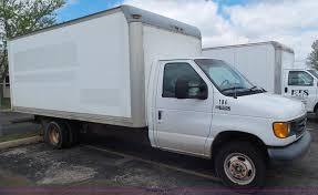 100 Ford Box Truck 2005 E350 Super Duty Box Truck Item L2154 SOLD Jun