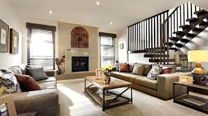 Decorations Modern Rustic Living Room Ideas By Diy With Interior Designs Adorable Photo Vintage Design