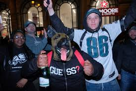 Good luck Philly Bud Light is giving away free beer at Eagles