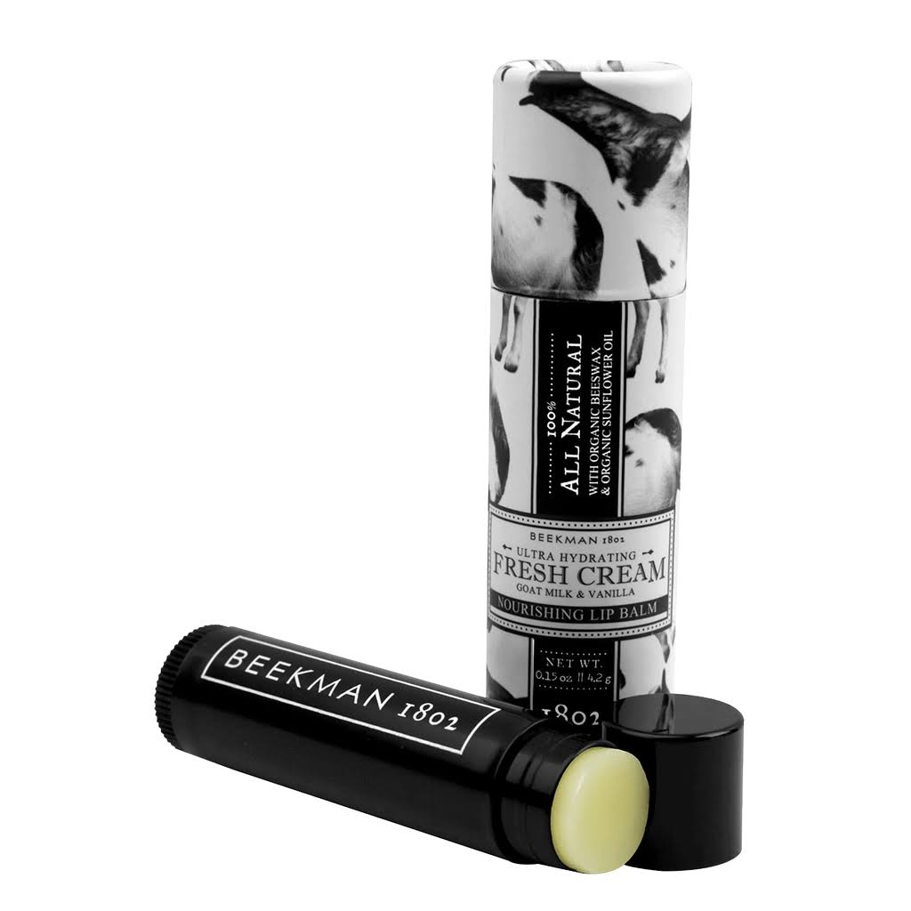 Beekman 1802 Beekman Fresh Cream Lip Balm Stick - 4.2g