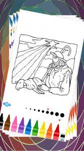 Bible Coloring Book Free Screenshot 3