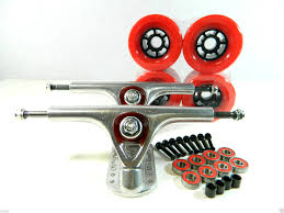 Paris 180mm Longboard Trucks Blank 90mm Pro Flywheels Bearings ... 184mm Caliber 2 Midnight Satin Red Downhill Longboard Truck 44 Bear Grizzly 852 180mm V5 Chrome Pair Macs Waterski Paris V2 Skateboard Trucks Freeride 50deg Steel Blue Amazoncom Paris 180 Raw Wheels Package 70mm 50 Degree Black 195mm Free Shipping Black Longboard Trucks Bigfoot 68mm Wheelsclear Red Ii 10 Axle Set Of Aera K5 Black Cnc Precision Longboard Trucks Hopkin Skate Shop For Savant Revenge Alpha Koastal W82 Luxe Carbon Fiber Lite Backfire 2015 The New 7 Crash China