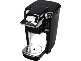 Keurig K10 Mini Plus Coffee Brewing System Black