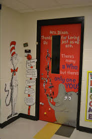 Dr Seuss Door Decorating Ideas by Backyards Teachers Door Decoration Ideas Teacher Appreciation
