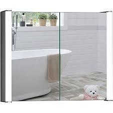 emke led bad spiegelschrank 50x70x15 cm bad spiegel mit