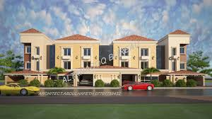 100 Four Houses And Villas Al Tanasoq Consultancy