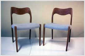 100 Dining Room Chairs With Oak Accents Mid Century Furniture Upholstery Melbourne Danish Moller Number