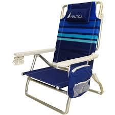 Rio Gear Backpack Chair Blue by Nautica Beach Chairs Sadgururocks Com