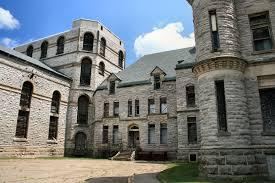 Mansfield Prison Halloween Attraction by Haunted Ohio State Reformatory Tour Is Terrifying