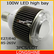 3pcs lot new products e40 l or hook 100w led industrial ls
