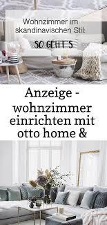 anzeige wohnzimmer einrichten mit otto home living 3