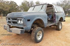1972 GMC Jimmy Pickup Truck | Item AO9363 | SOLD! May 2 Vehi...