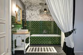 8 ways to create a stunning bathroom with tiles