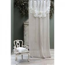 gardine gardinen vorhang raffgardine im shabby chic