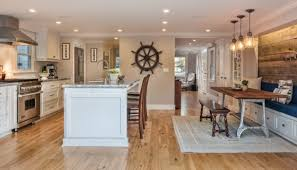 View In Gallery The Ship Wheel Decorative Works With Other Design Styles As Well
