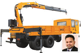 100 Truck Loader Cranes Extremely Versatile Yet High Productive B2B