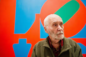 Robert Indiana A Career Defined By LOVE No Longer