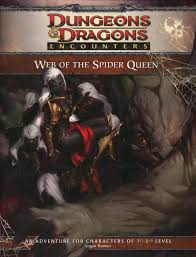 Remains Of The Day Spiders by D U0026d Encounters Web Of The Spider Queen Week 3 U2014 Dungeon U0027s Master
