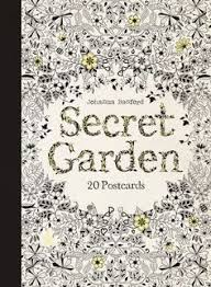 Secret Garden Artists Edition 20 Drawings To Color And Frame