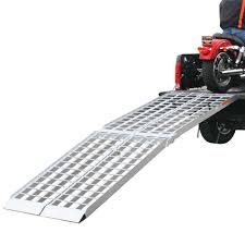 Big Boy II Folding Motorcycle Ramp System - 8' To 12' Long ... M8440 Alinum Nonfolding Motorcycle Ramps Youtube Atv Larin Foldable Truck Ramp Set 99942 Roof Racks 71 X 48 Bifold Or Trailer Loading Link Mfg Flat Mount Inlad Van Company Single 75 Dirt Bike Allinum Folding Helpuload 8 Ft 912 In 2400 Lbs Load Princess Auto Titan Plate Fold 90 Pair Lawnmower Black Widow Extrawide Punch Trifold Amazoncom Accsories Automotive