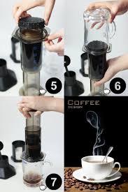 Diy French Press Coffee Maker Similar Aeropress Espresso