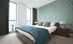 moderne tapete schlafzimmer ideen hauptschlafzimmer tapete