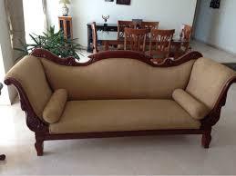 Rustic Teak Sofa TEAK FURNITURES Design For Room