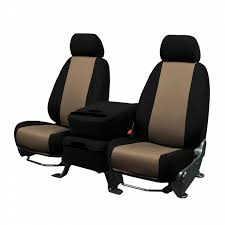 CalTrend TY184-06HB EuroSport Custom Seat Cover (Beige)   Shop Your ...