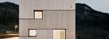 100 Semi Detached House Design MWarchitekten Constructs Semidetached Timber House On