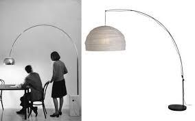 Regolit Floor Lamp Replacement Shade by Arched Floor Lamp Ikea Floor Design Ideas