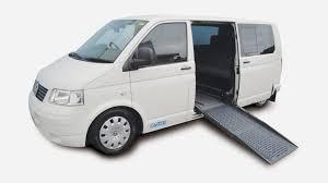 VW Transporter T5 Side Entry