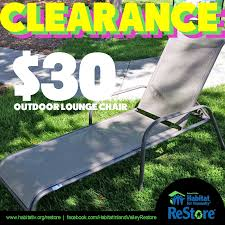 CLEARANCE: Outdoor Lounge Chairs Just $30 Each — HABITAT FOR ... Patio Using Tremendous Lowes Sets For Chic Wooden Lounge Bunnings Rocking Wicker Alinium Kmart Numsekongen Page 94 Armchairs Bryant Two Piece Faux Wood Club Chair Clearance Sale Rustic Outdoor Fniture Beautiful Ikea Cool Sunbrella Chair Cushions 19 Chaise Summer Low White Metal Ideas Poolside Chairs Cozy Exciting Loungers On Sale Lounges Tag Archived Of Heater Parts