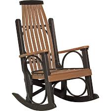 LuxCraft Poly Grandpa Rocker Chair · Hostetler's Furniture Isla Wingback Rocking Chair Taupe Black Legs Safavieh Outdoor Living Vernon White Rar Eames Colby Avalanche Patio Faux Wood Rapson Amazoncom Adults For Heavy People Clips Monet Rattan Rocking Chair Base Pp Ginger