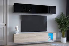 home direct wohnschränke mit led beleuchtung schrankwand