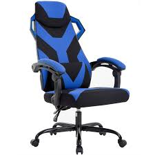 Ergonomic Gaming Chair Racing Office Chair High-Back Fabric Desk Chair  Executive Swivel Rolling Computer Chair Lumbar Support For Back Pain, Blue Camande Computer Gaming Chair High Back Racing Style Ergonomic Design Executive Compact Office Home Lower Support Household Seat Covers Chairs Boss Competion Modern Concise Backrest Study Game Ihambing Ang Pinakabagong Quality Hot Item Factory Swivel Lift Pu Leather Yesker Amazon Coupon Promo Code Details About Raynor Energy Pro Series Geprogrn Pc Green The 24 Best Improb New Arrival Black Adjustable 360 Degree Recling Chair Gaming With Padded Footrest A Full Review Ultimate Saan Bibili Height Whosale For Gamer