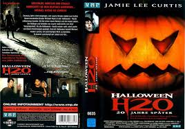 Cast Of Halloween H20 by The Horrors Of Halloween Halloween H20 20 Years Later 1998 Vhs